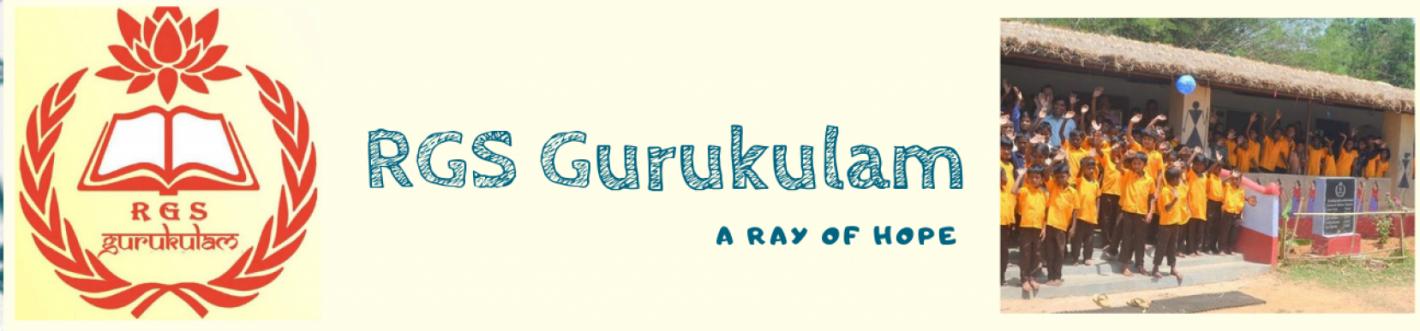 Logo for RGS Gurukulam